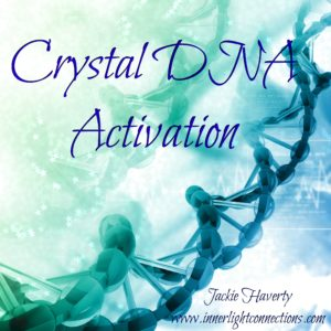 Crystal DNA Activation